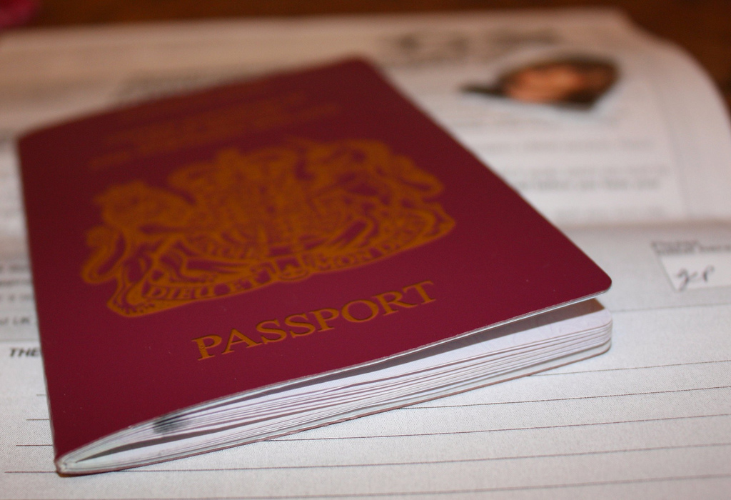 UK Passport and Forms