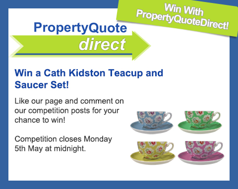 PropertyQuoteDirect April Competition