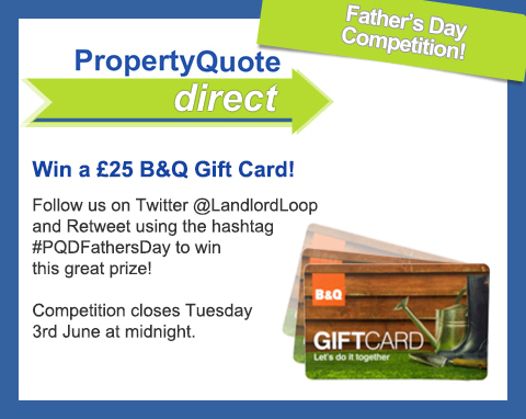 PropertyQuoteDirect May Competition