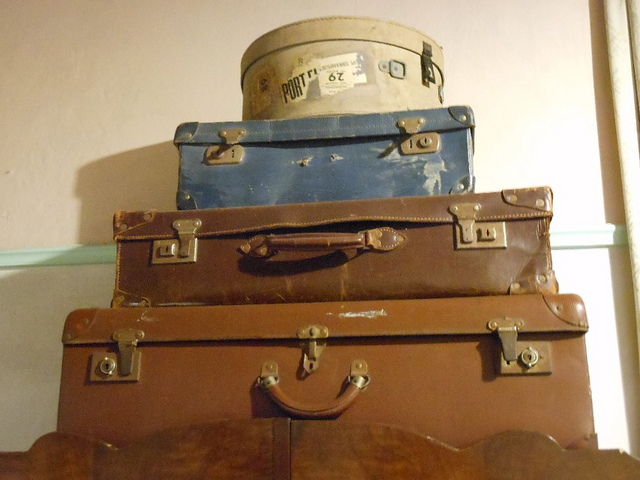 Image of Suitcases