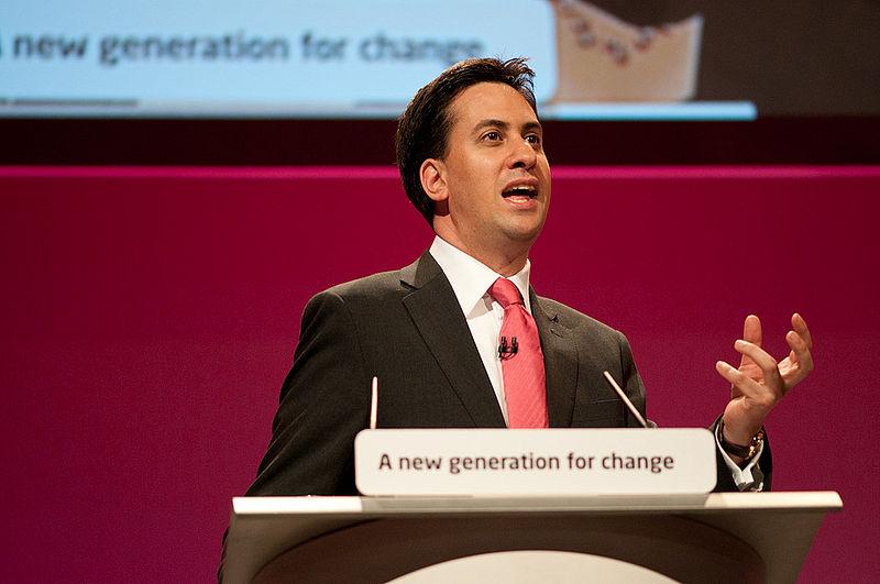 Image of Ed Miliband