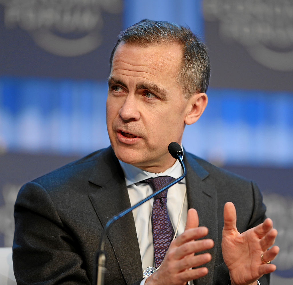 Image of Mark Carney