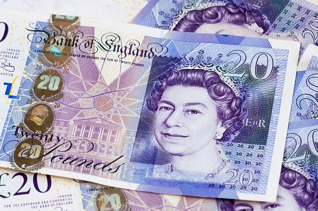 Image of £20 notes