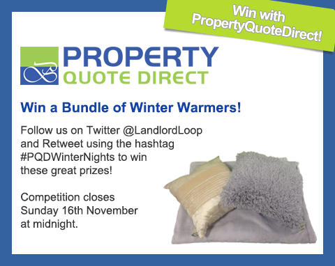 PropertyQuoteDirect November Competition