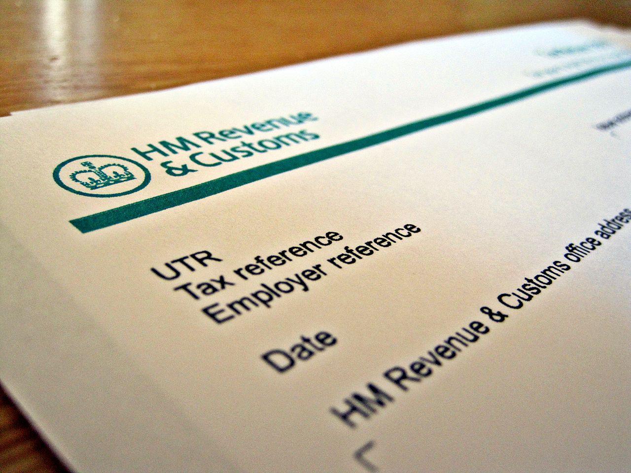 Image of Tax Return