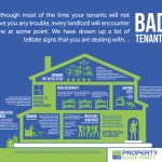 Bad Tenants Infographic